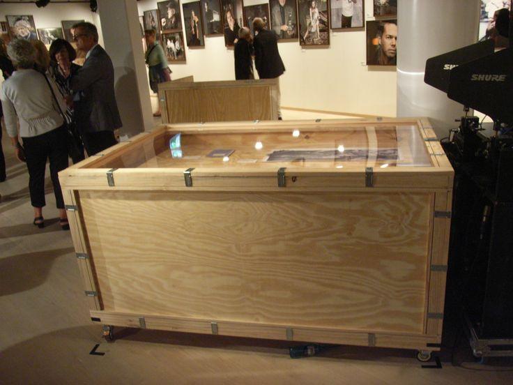 Caja Eco - Expositor