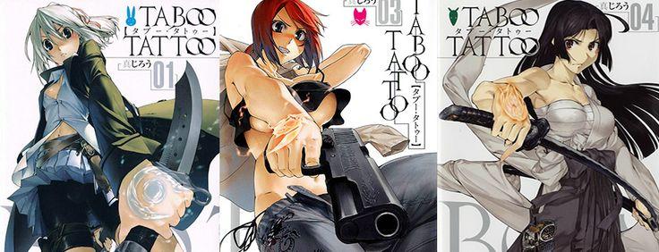 From manga to anime: Taboo-Tattoo