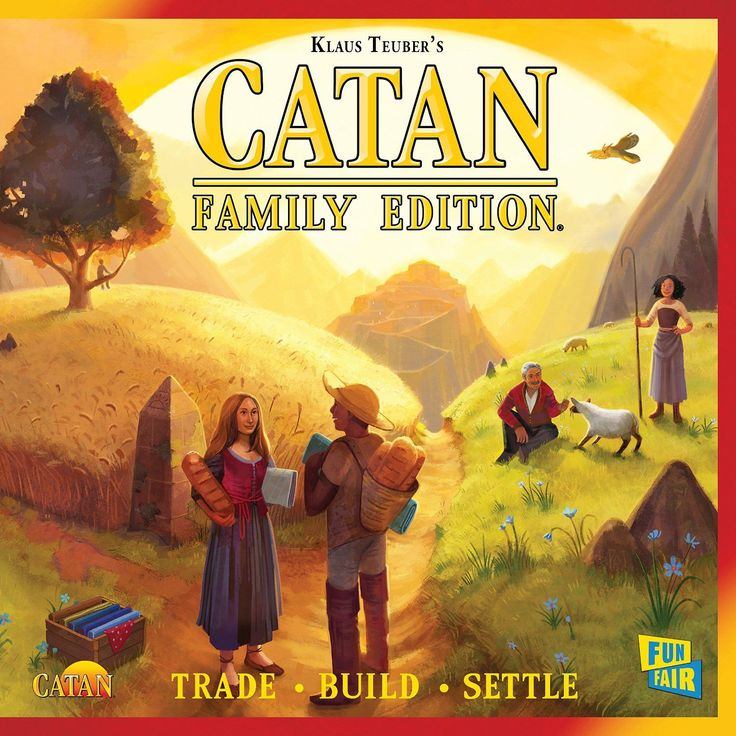 Enlarge Settlers-Of-Catan-Family-EdGames/Puzzles Image