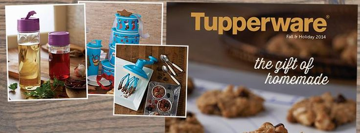 Check out the NEW #2014 #Fall/Winter #Tupperware #Catalog!! Email me to place any order!! TupperwareLisa1@gmail.com (gmail.com)