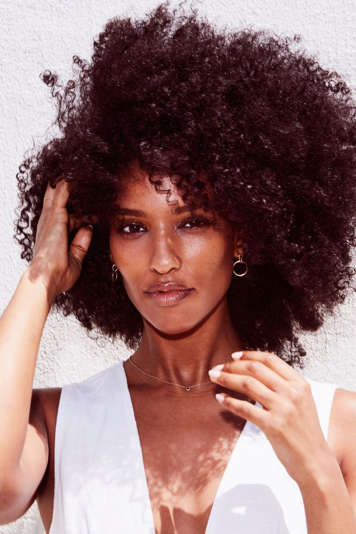 The Best Products for Coarse Hair Coarse hair, African