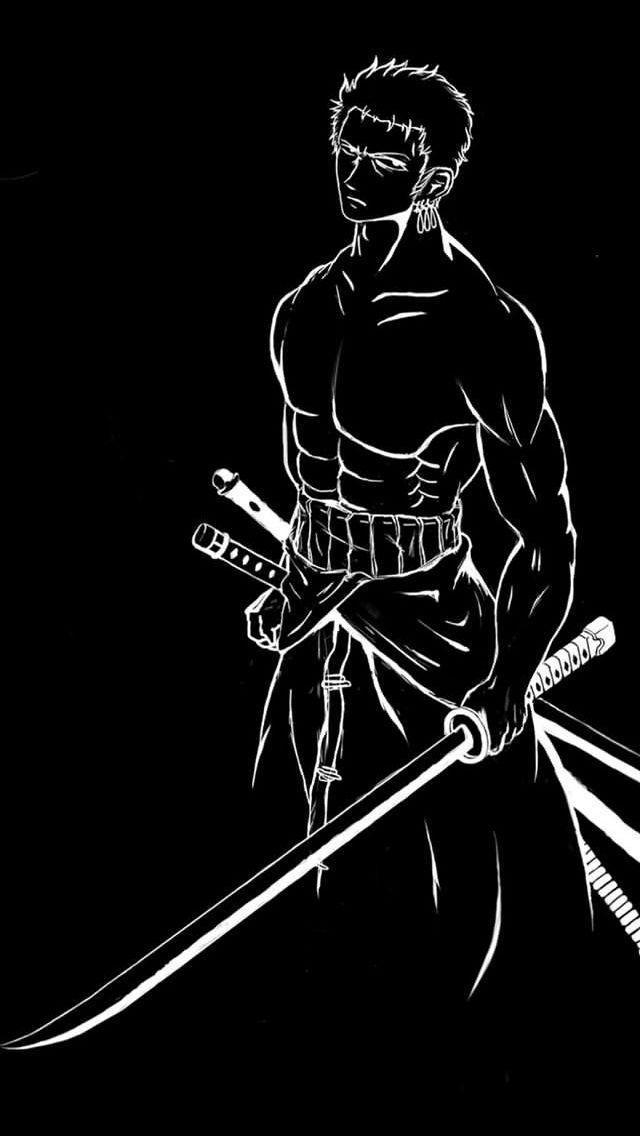 One Piece Topi Jerami Gambar Realistis Sketsa