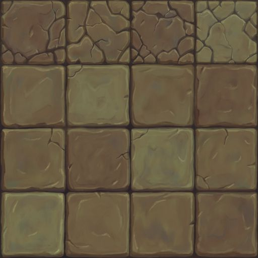 Hand Painted Texture Practice - Polycount Forum