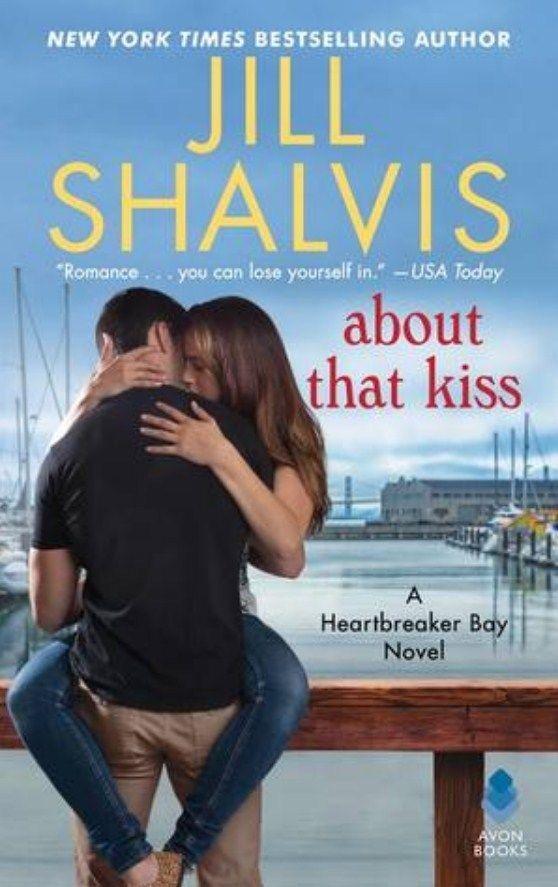 About That Kiss: A Heartbreaker Bay Novel by Jill Shal (Mass Market Paperback) #Generic