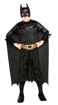 Kids Batman Costume - Batman Costumes