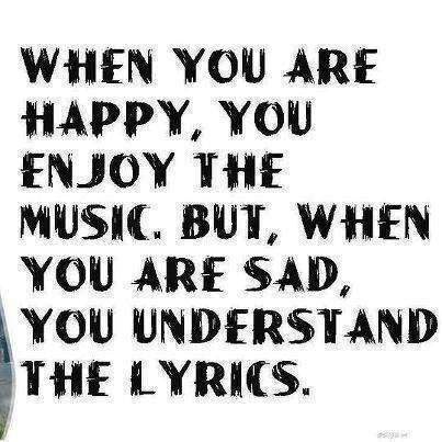 *Music quote