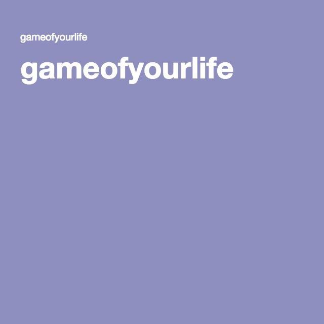 gameofyourlife