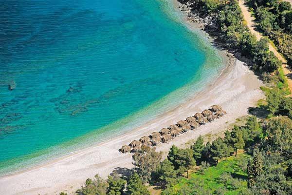 Fokianos beach, Arkadia #Greece