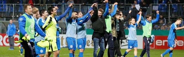 Der FC-Astoria Walldorf war in den ersten DFB-Pokal-Spielen mit SAP Sports One erfolgreich. Ob es dank der neuen Cloud-Software nun auch im Achtelfinale gegen Arminia Bielefeld klappt? Schon der Si…