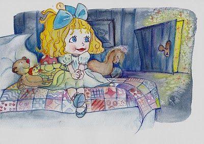 Anita Bagdi: Magic from outside the bedroom/Varazslat a szoban ...