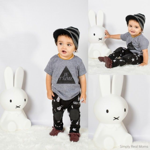 Hipster baby pants by TuliBertKids via Etsy