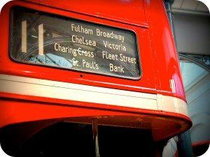 SEE - Prendre le bus 11 et faire le tour de Londres et de ses principales attractions pour 3 fois rien.