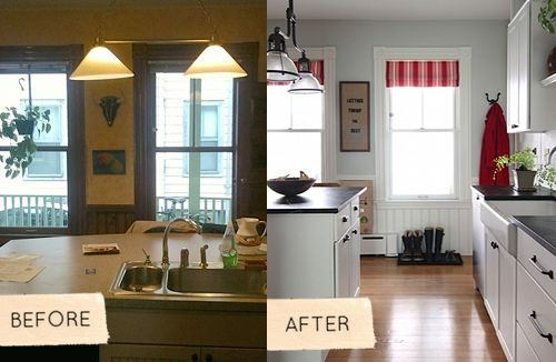 Kitchen Before And After : before after