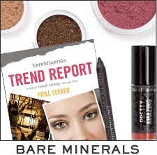 bare Minerals Spring Collection 2012