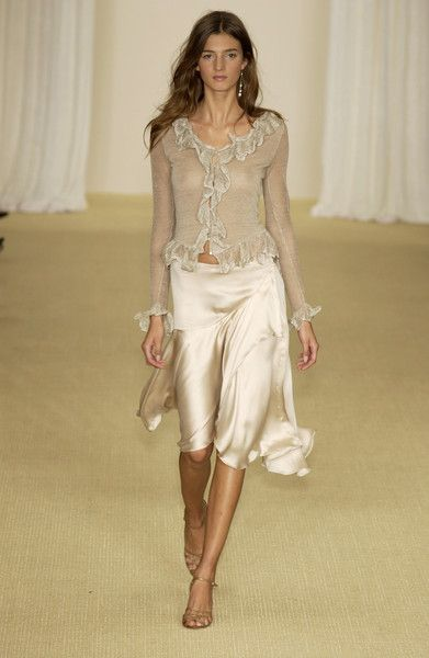 Ralph Lauren at New York Spring 2003