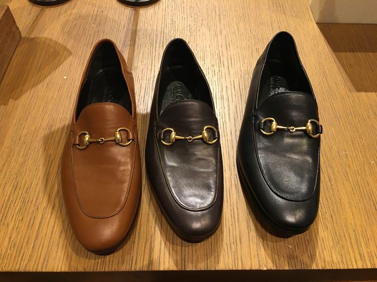Gucci loafers for men at Selfridges, London
