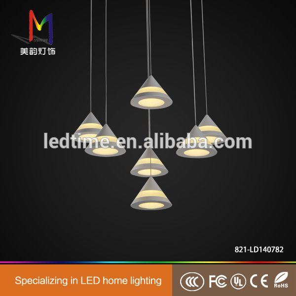 zhongshan hot sales modern crystal nest pendant lighting