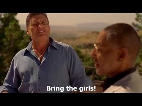 Breaking Bad - Bring the girls! - YouTube