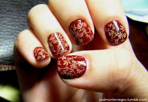 Autumn Nails Tumblr Pepe