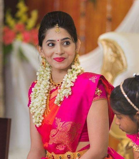 Traditional South Indian bride #Traditional #SouthIndianBride