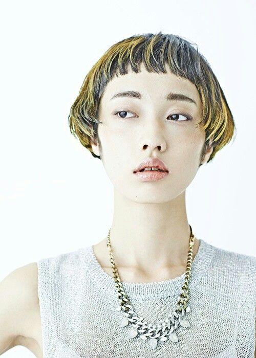 Hair:高橋 正樹(Bivo PHASE) Make:岡崎 翔 Styling:田中 まどか Photo:松山 優介