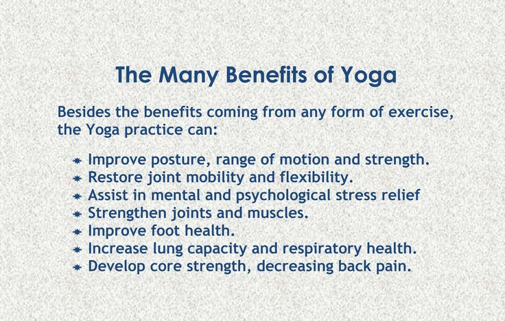 yoga benefits informative speech Here is a sample of one such informative speech: 10 easy yoga poses: yoga is the form of exercise that goes beyond the physical boundaries and enhances the unison of the body, the mind and the soul.