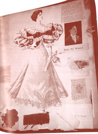 L.M. Montgomery's scrapbook, part 4.
