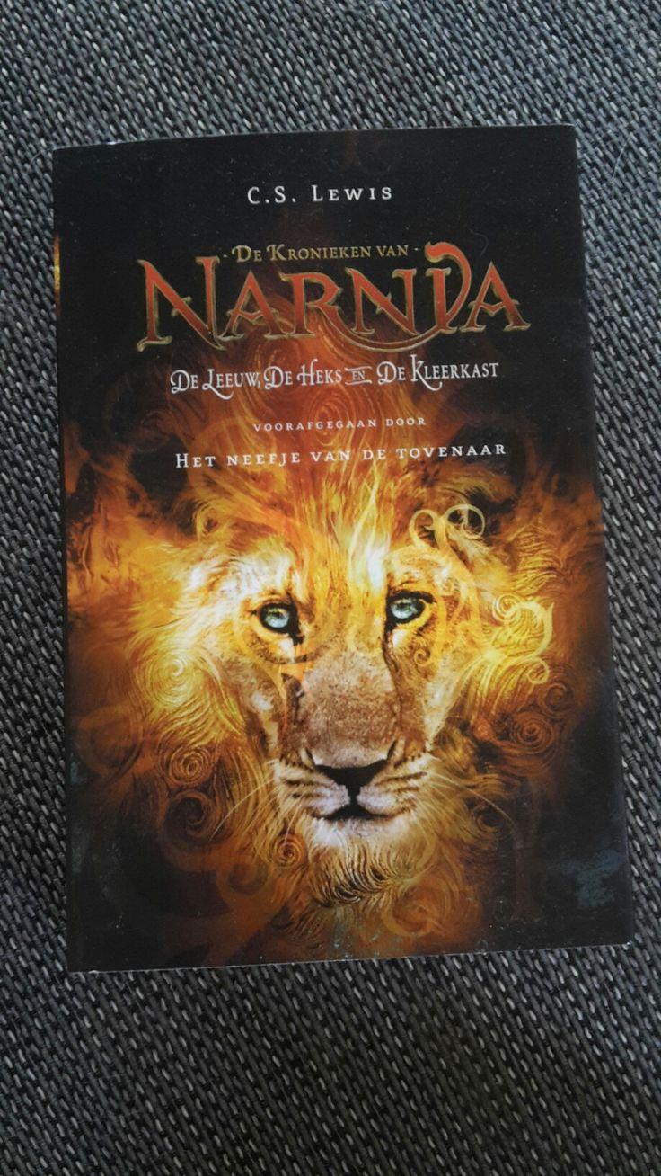 de kronieken van Narnia - c.s Lewis  dl 1: het neefje van de tovenaar  dl 2: de leeuw, de heks en de kleerkast