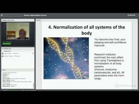 Lectures from HLS 1.0 – Human Light System Equipment