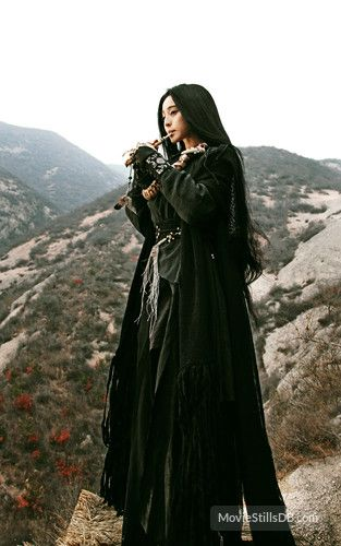 The White Haired Witch of Lunar Kingdom - Fan Bingbing