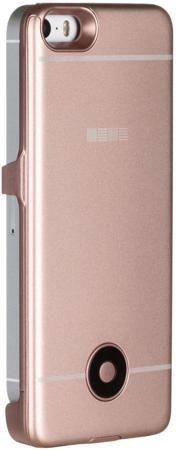 InterStep InterStep MetPower для Apple iPhone SE/5/5S  — 1990 руб. —  Чехол-аккумулятор InterStep Metal Power оснащен встроенным аккумулятором и позволяет значительно увеличить срок автономной работы смартфона. Для соединения батареи с телефоном используется стандартный разъем. Надежный. Аксессуар изготовлен из высокопрочного металлического сплава. Он выдерживает очень большие нагрузки, защищая устройство от повреждений при падениях с небольшой высоты и воздействиях острыми…