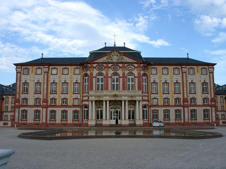 Vorschaubild Ansicht Schloss Bruchsal (Titelfoto)