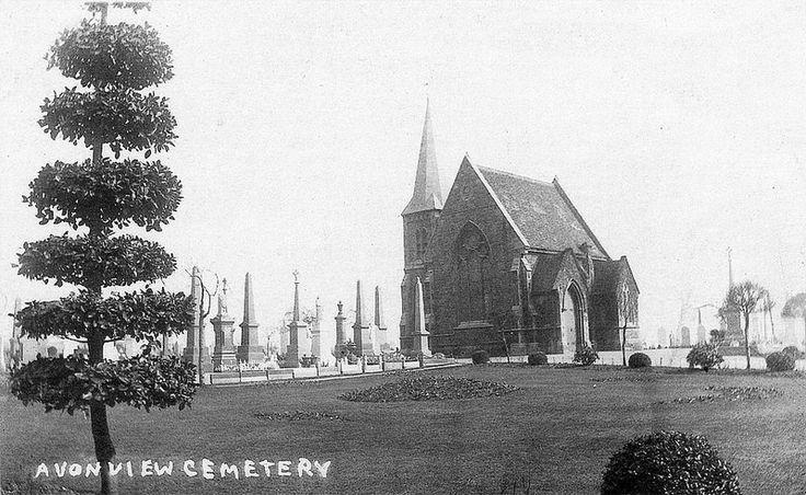Avon View Cemetery, St George, Bristol