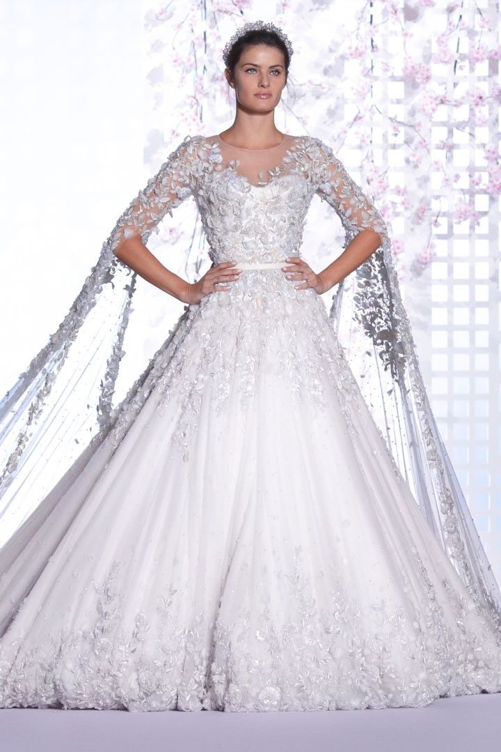 ralph & russo wedding gowns