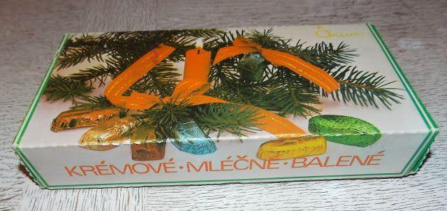 Vánoční čokoládové kolekce Vánoční kolekce vyráběli čokoládovny jako Maryša – Rohatec, Orion nebo Zora.