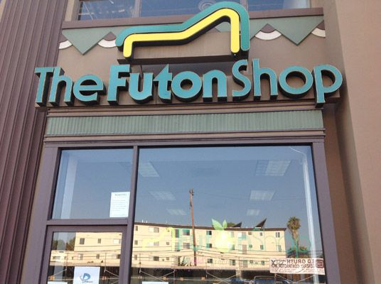 The futon shop locations