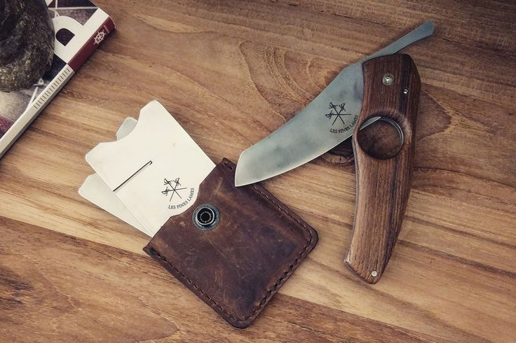 LES FINES LAMES : Cigar Knife and Handcrafted cigar accessories.