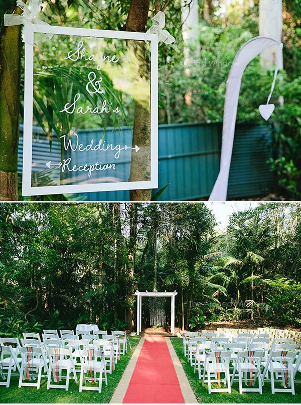 Pethers Resort Wedding Mt Tamborine Styled By Flourish Weddings Photography