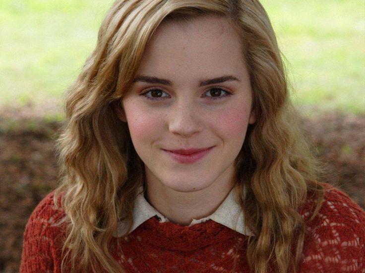 Emma Watson: Smile