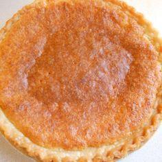 Chess Pie - This recipe tastes like my Mamaw Bowers' Chess pie -- best EVER!