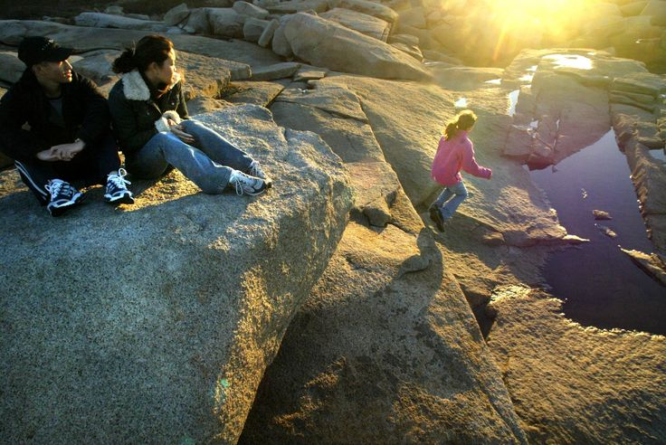 Places to hike near Boston