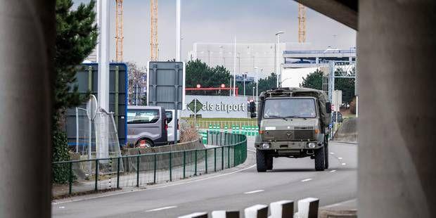 Συναγερμός στο αεροδρόμιο του Zaventem: απειλή βόμβας σε 2 αεροσκάφη που κατευθύνονταν προς Βρυξέλλες