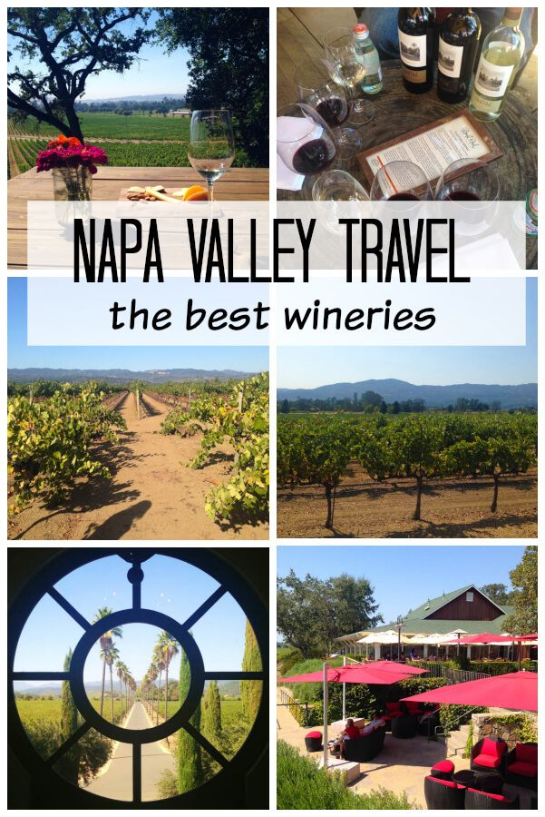 The Best Napa Valley Wineries - Spoonful of Flavor