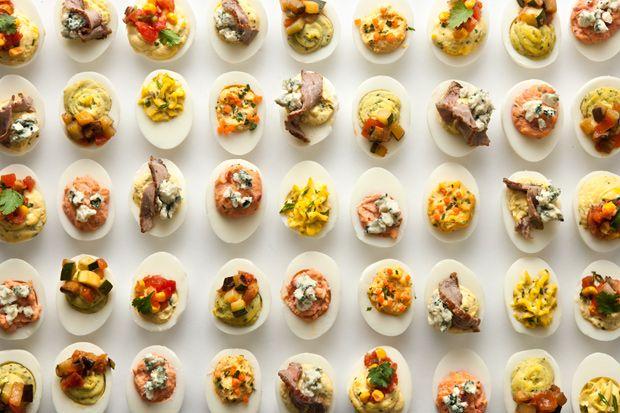 ゆで卵なのに華やか♪デビルドエッグのアレンジレシピまとめ|CAFY [カフィ]