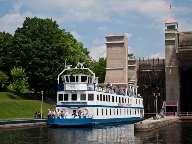Riverboat Cruises, Peterborough Lift Locks