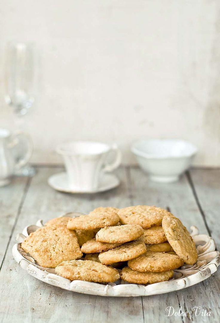 Mandulás-narancsos keksz | Dolce Vita Blog
