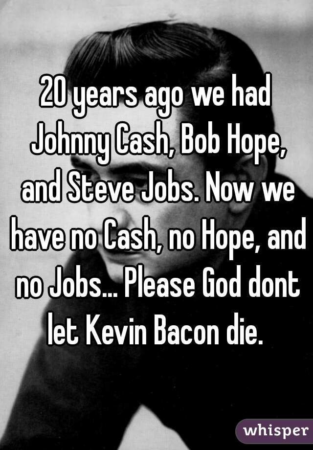 Haha. I don't even like bacon but that's funny!!!