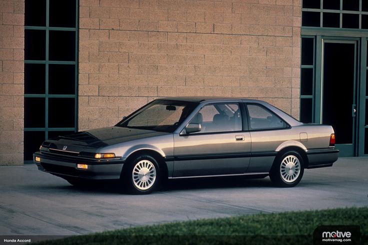 1989 Honda Accord LX - First Car! My dad's old car haha!