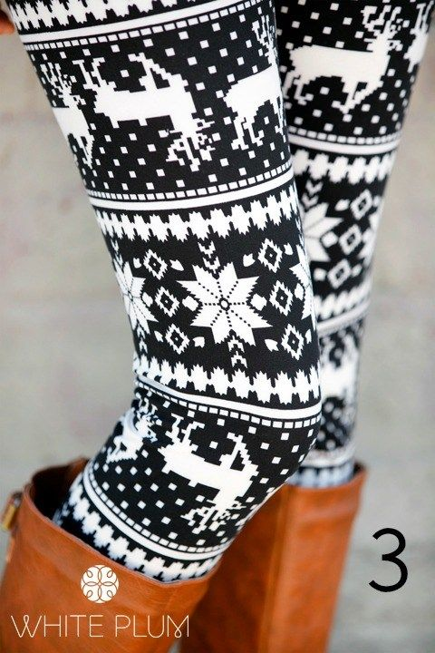 Plus Size Print Leggings! 24 Styles! | Jane