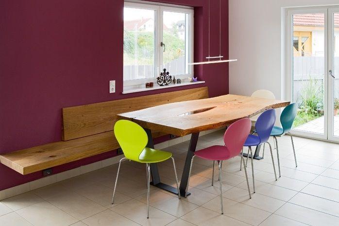 TEAM 7 stretto Sitzbank, wahlweise mit Eckbank oder gerade - team 7 küche gebraucht
